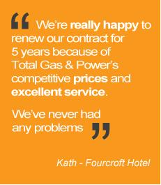 Testimonial - Fourcroft Hotel