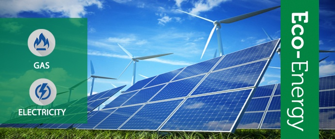Eco-Energy come from 100% renewable sources